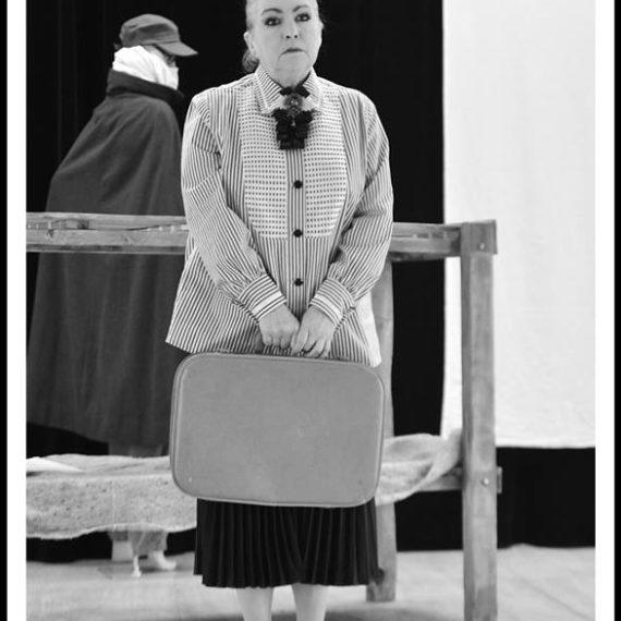 portrait Sylvie Pothier au theatre