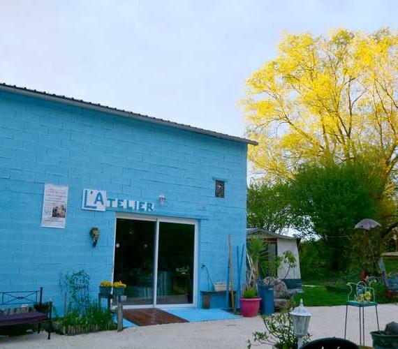 Théâtre de l'Atelier Bleu